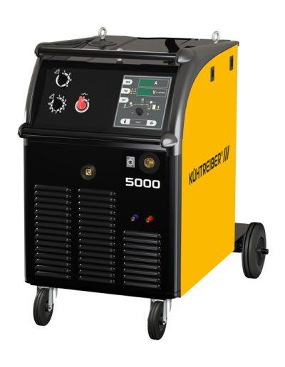 5000 W Processor